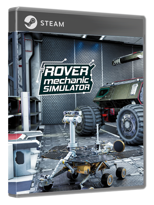 Rover Mechanic Simulator on Steam